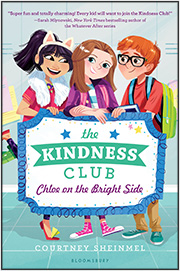 The Kindness Club by Courtney Sheinmel