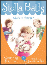 Who's In Charge by Courtney Sheinmel