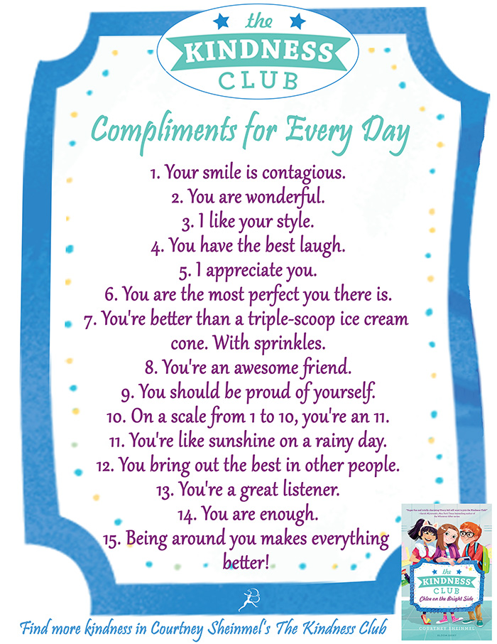 Compliments for Every Day
